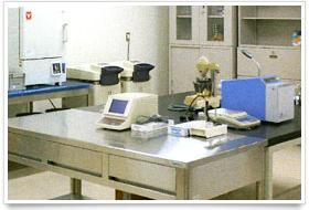 放射線検査室